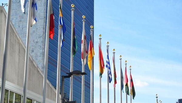 La sede de la ONU en Nueva York - Sputnik Mundo