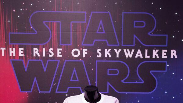 Logo de la película 'Star Wars: el ascenso de Skywalker'  - Sputnik Mundo