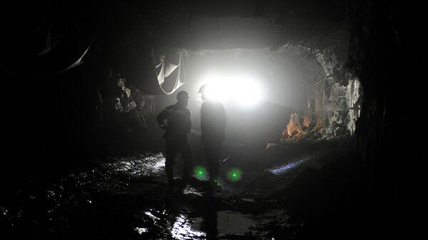 Una mina de Nornickel en Rusia  - Sputnik Mundo