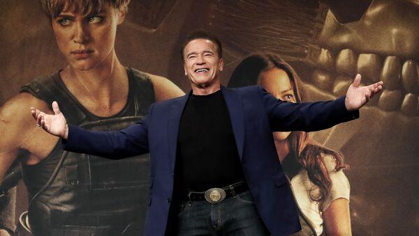 Arnold Schwarzenegger, actor hollywoodense - Sputnik Mundo