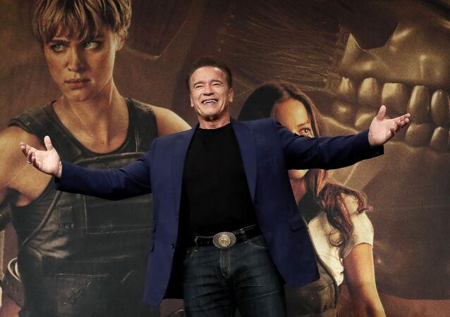 Arnold Schwarzenegger, actor hollywoodense