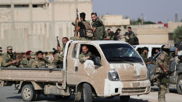 La situación en Siria - Sputnik Mundo