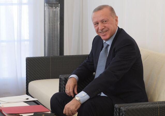 Recep Tayyip Erdogan, el presidente turco