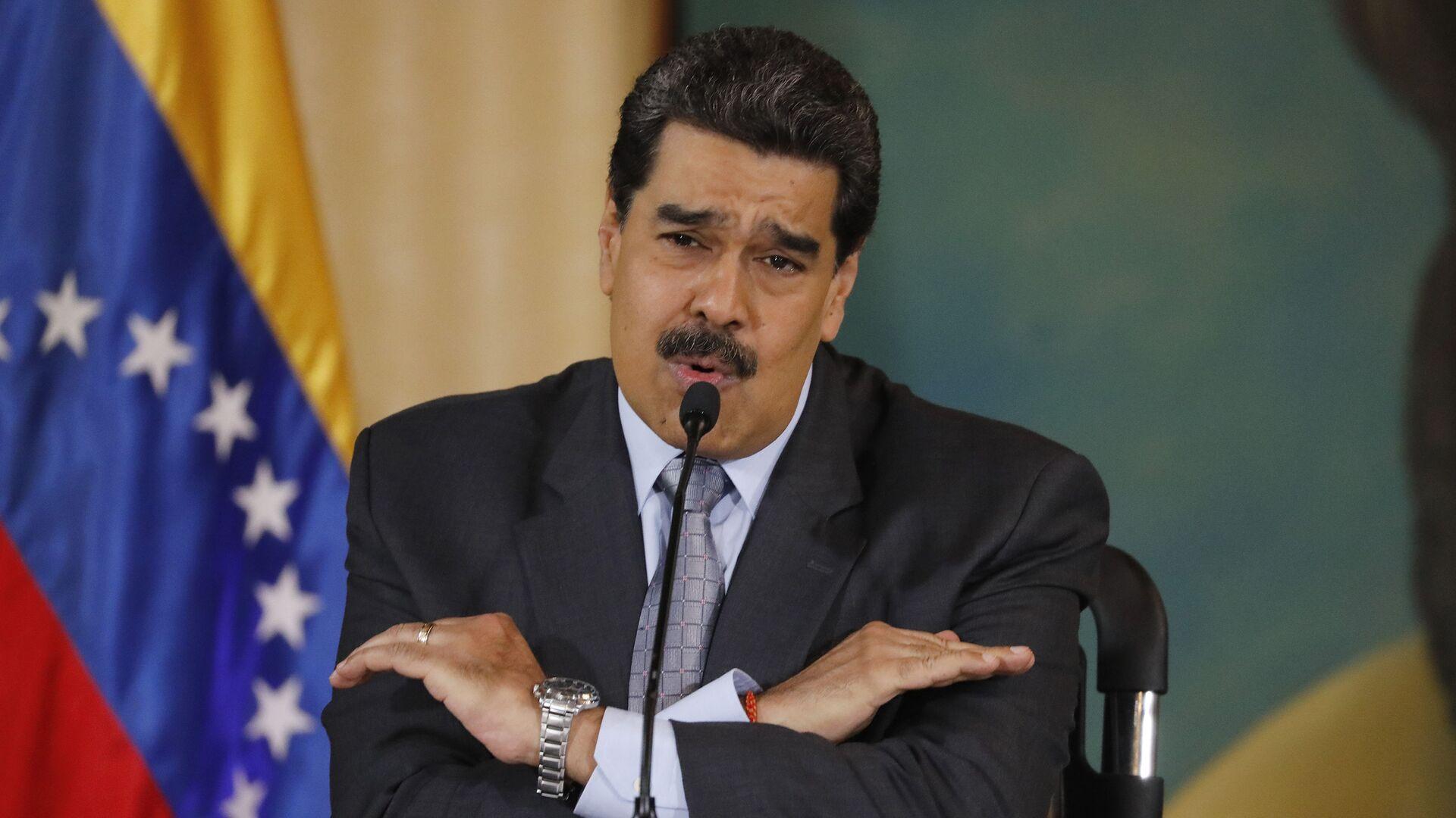 Desde el lunes el país retoma la cuarentena radical, anuncia Nicolás Maduro