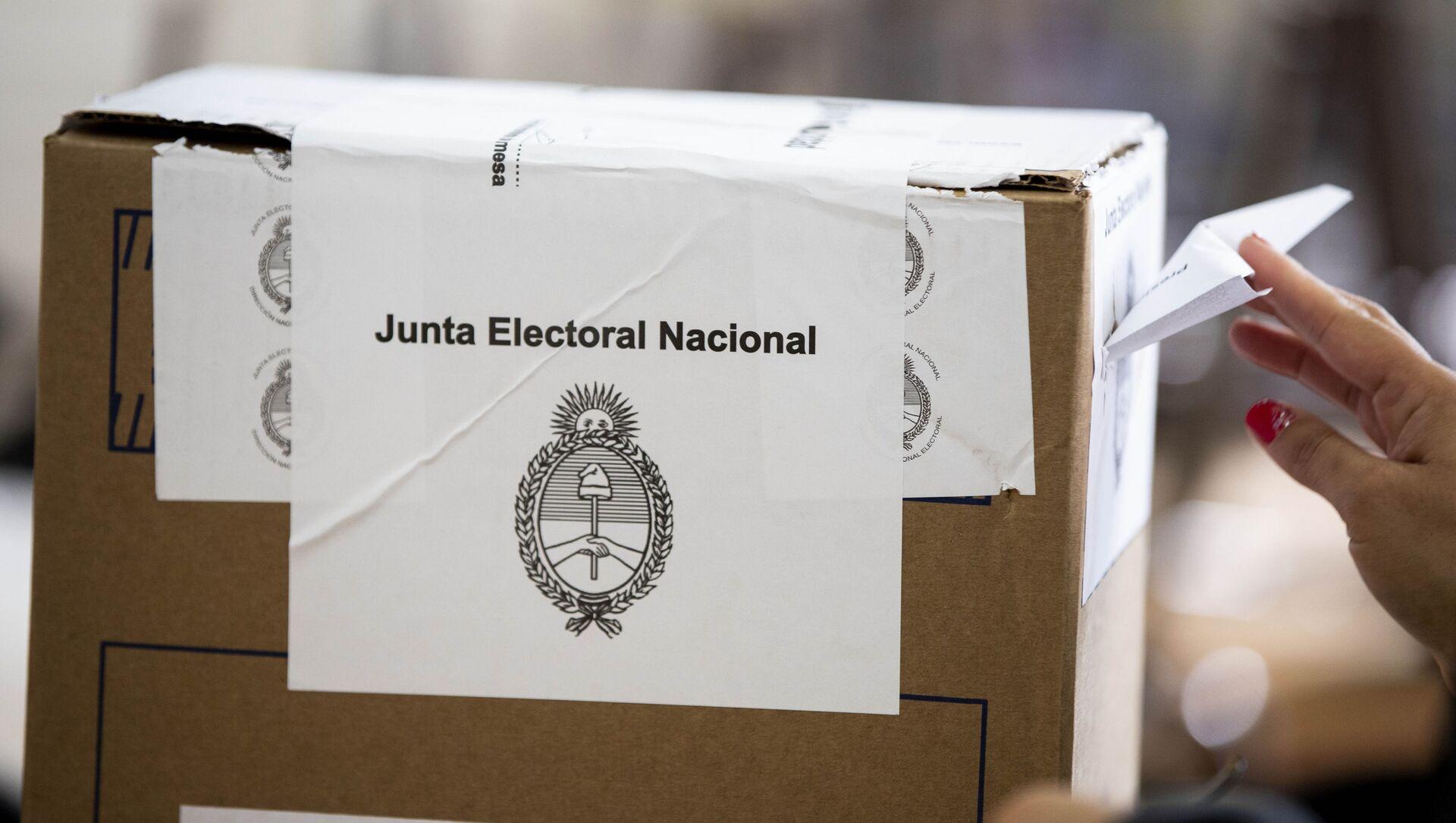 Elecciones en Argentina - Sputnik Mundo, 1920, 21.12.2020