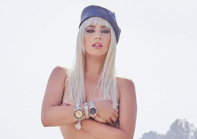 Lady Gaga, cantante y actriz estadounidense