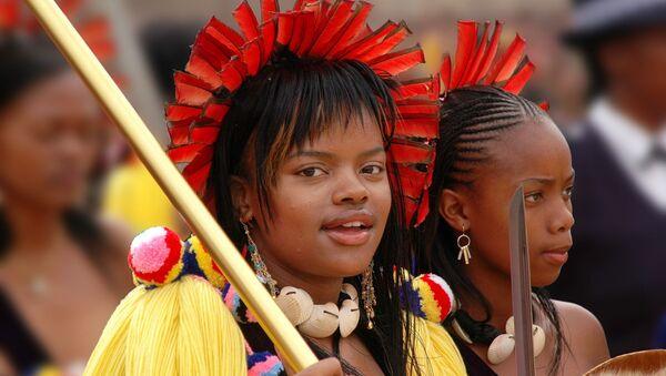 La princesa del Reino de Esuatini, Sikhanyiso Dlamini  - Sputnik Mundo
