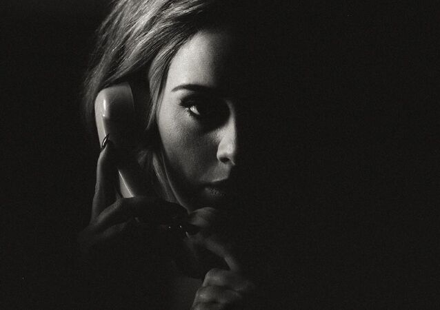 Adele, famosa cantante británica