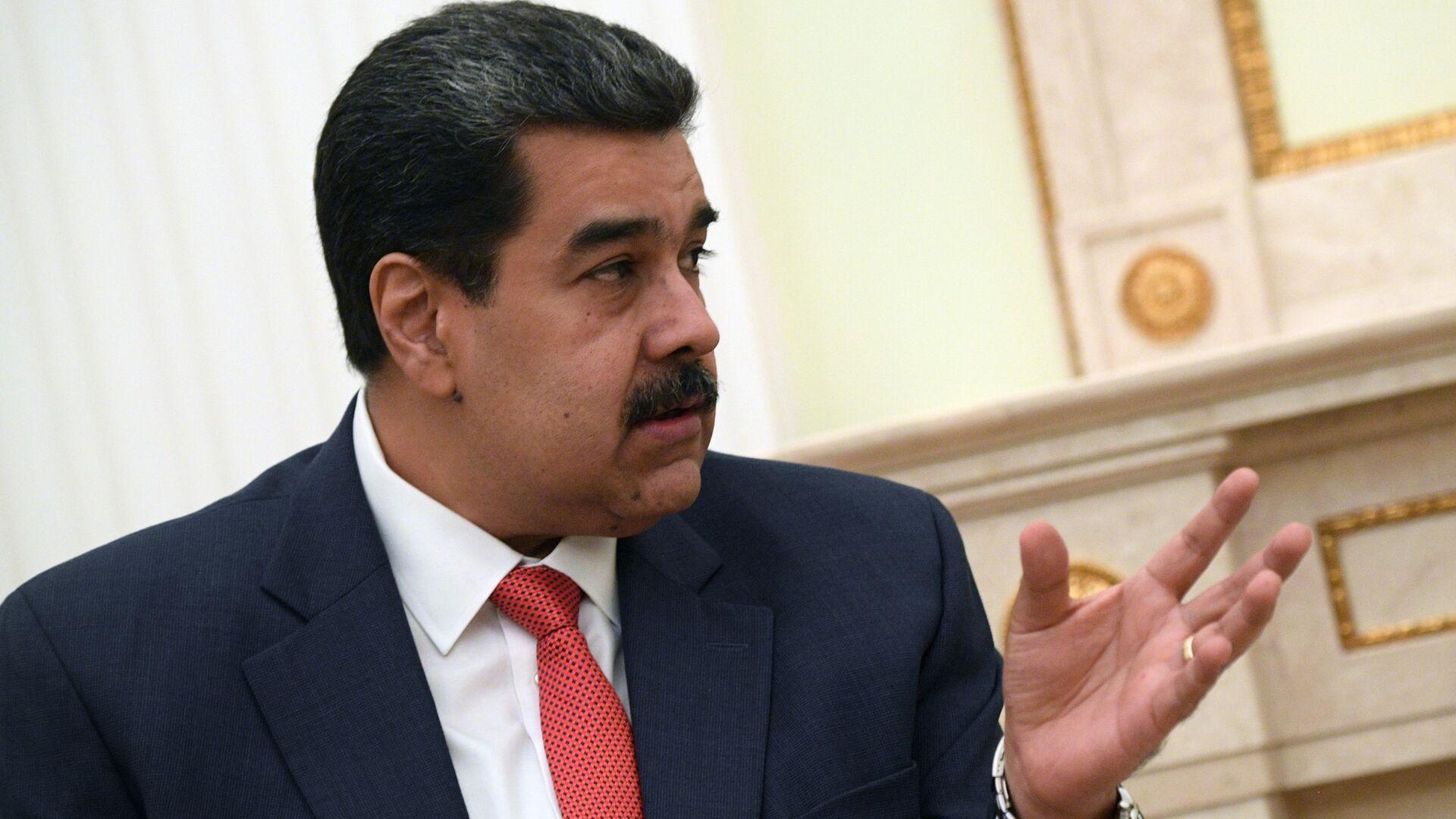 Nicolás Maduro, el presidente de Venezuela  - Sputnik Mundo, 1920, 23.07.2021