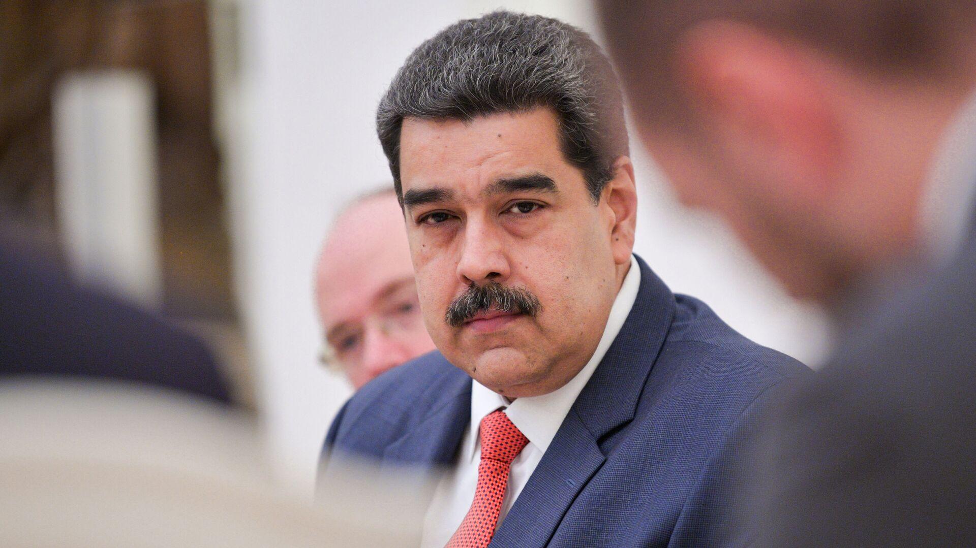 Nicolás Maduro, el presidente de Venezuela  - Sputnik Mundo, 1920, 13.03.2021