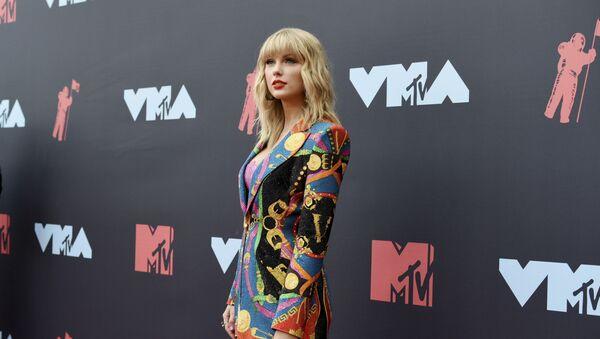 La cantante, Taylor Swift - Sputnik Mundo