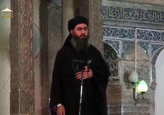 Abu Bakr Baghdadi, líder terrorista del ISIS