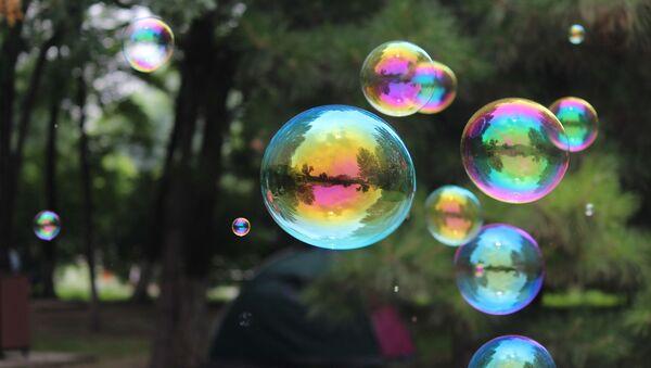 Unas burbujas - Sputnik Mundo