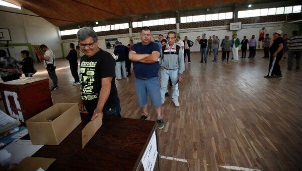 Elecciones en Uruguay - Sputnik Mundo