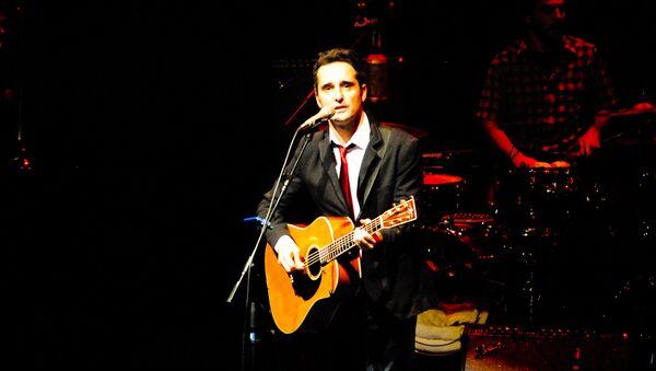 Jorge Drexler, músico y cantante uruguayo - Sputnik Mundo