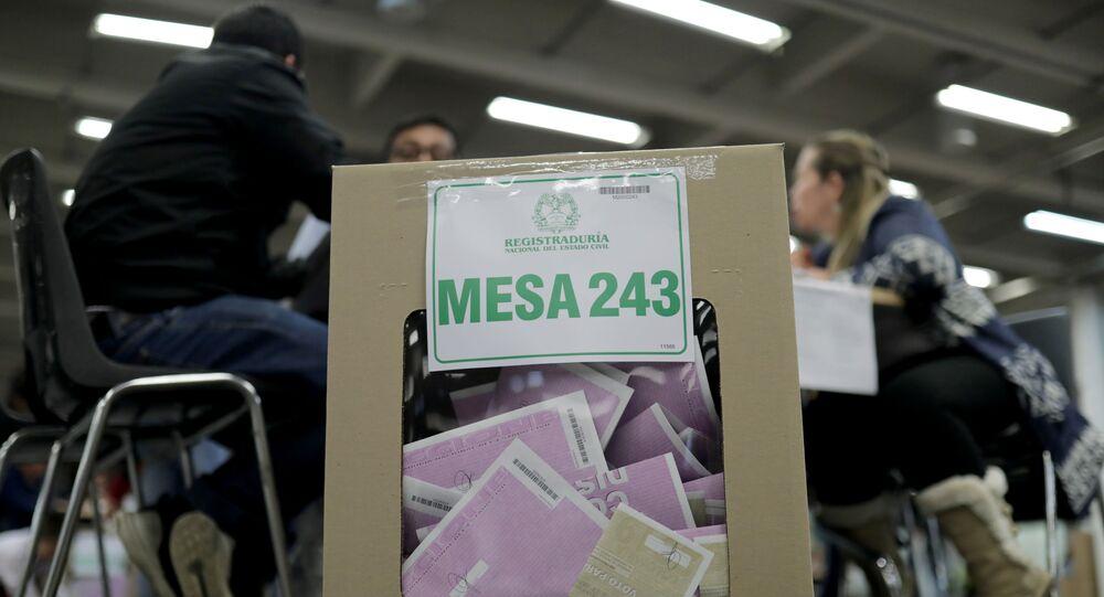 Las elecciones locales en Colombia