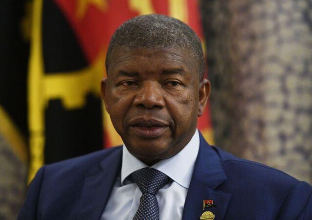 Joao Lourenço, el presidente angoleño