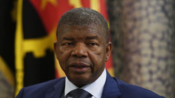 Joao Lourenço, el presidente angoleño - Sputnik Mundo