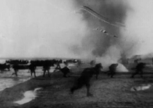 Así se logró liberar Ucrania de los invasores nazis