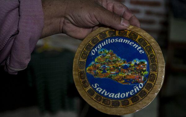 Una pieza confeccionada por Julio Antonio Lemos y Patricia Chávez - Sputnik Mundo