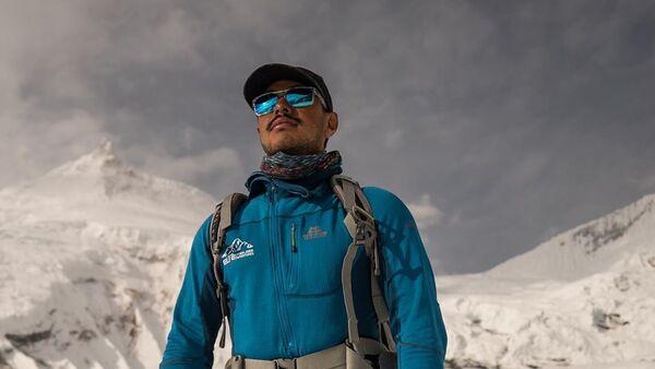Nirmal Purja, alpinista de Nepal - Sputnik Mundo
