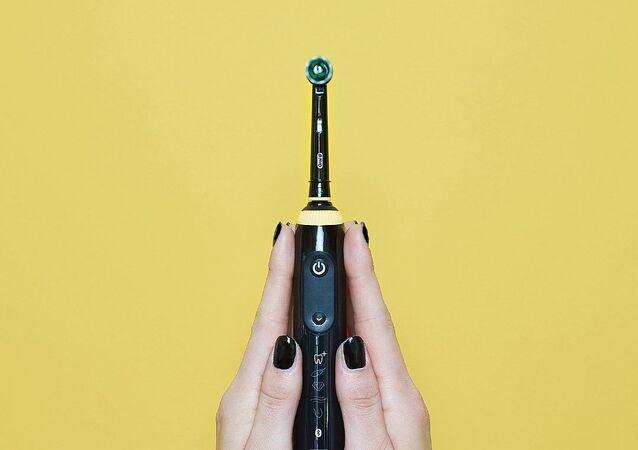 El cepillo dental Oral-B Genius X
