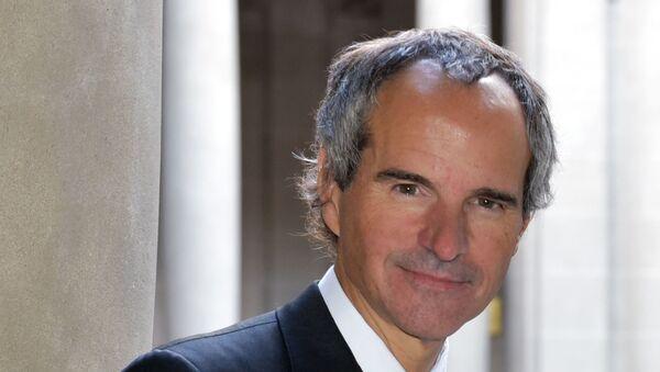 Rafael Grossi, director general del OIEA - Sputnik Mundo