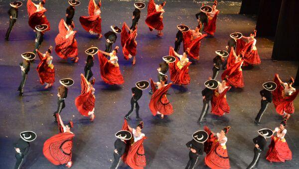 Ballet Folklórico de México - Sputnik Mundo