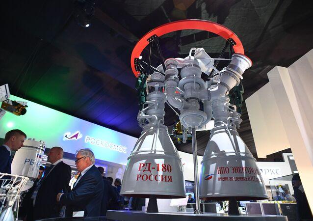 El motor RD-180