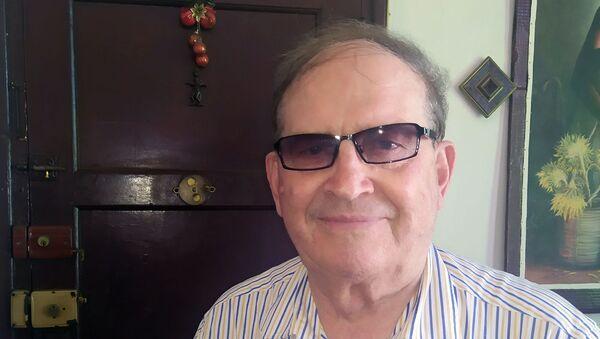 Víctor Shabrin, vicepresidente de la Sociedad de Amistad Rusia-Cuba (SARC) - Sputnik Mundo