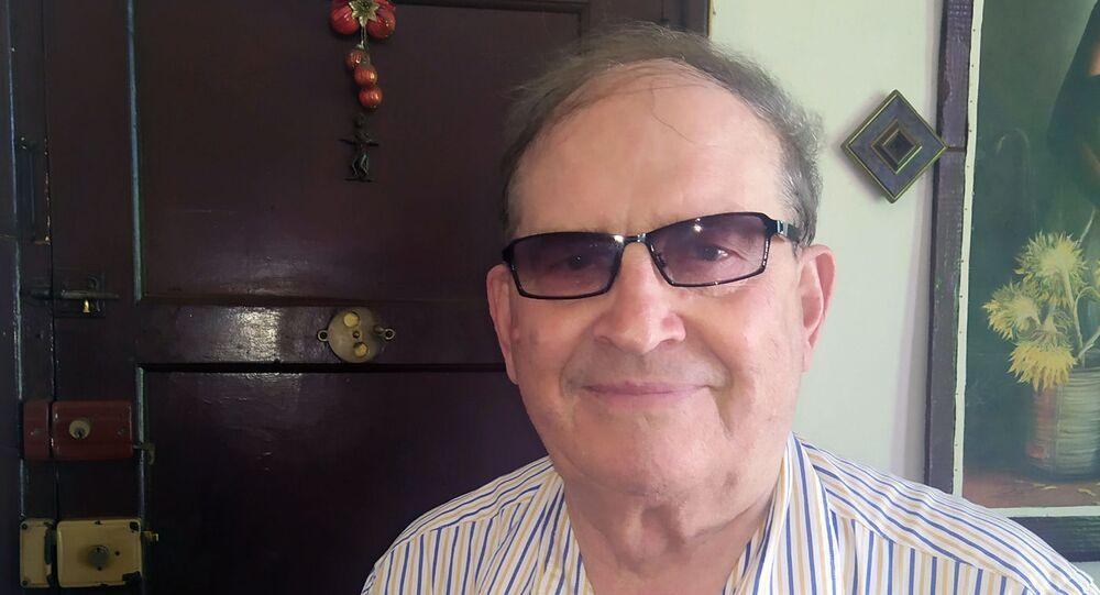 Víctor Shabrin, vicepresidente de la Sociedad de Amistad Rusia-Cuba (SARC)