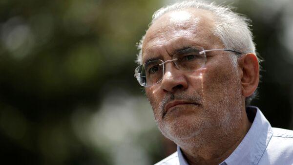 Carlos Mesa, excandidato opositor boliviano - Sputnik Mundo