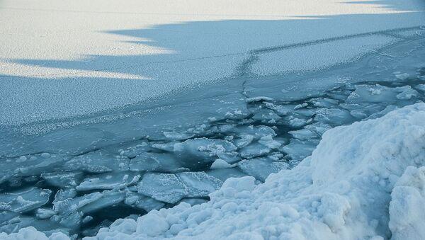 Ártico (imagen referencial) - Sputnik Mundo