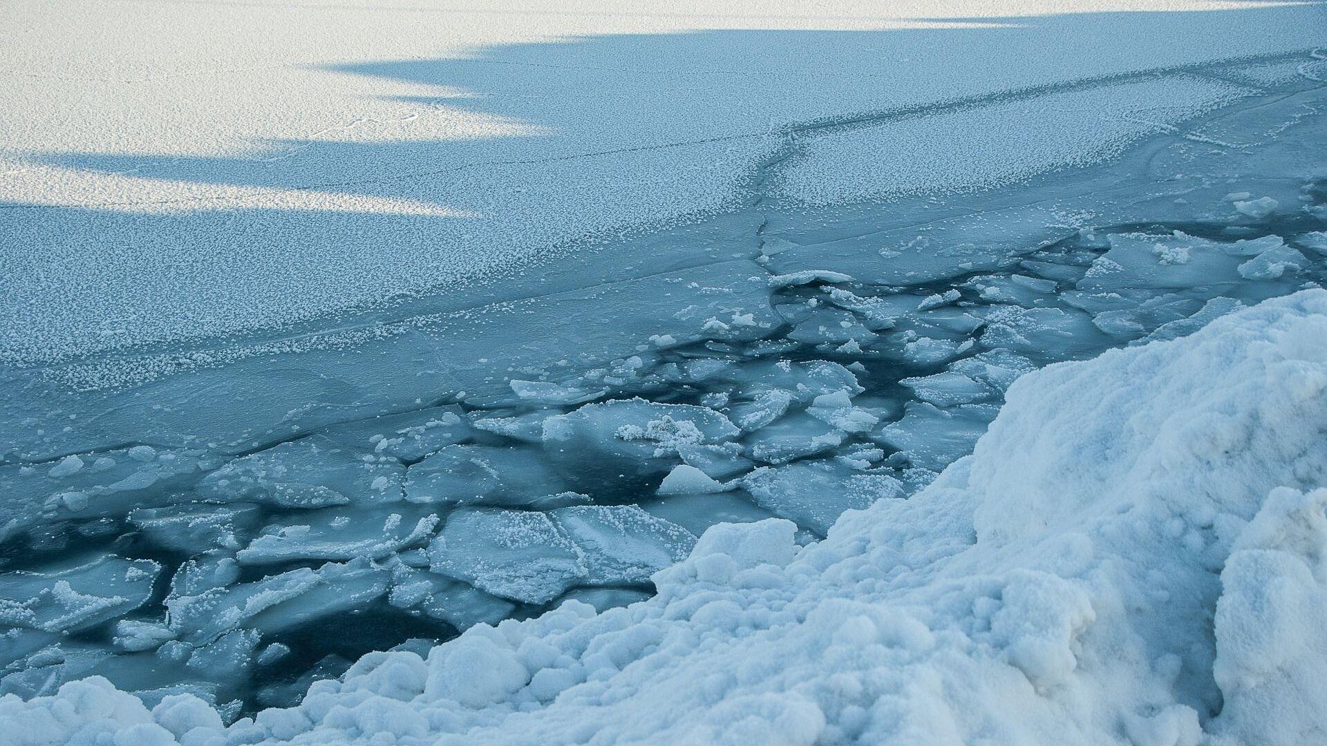 Ártico (imagen referencial) - Sputnik Mundo, 1920, 22.03.2021