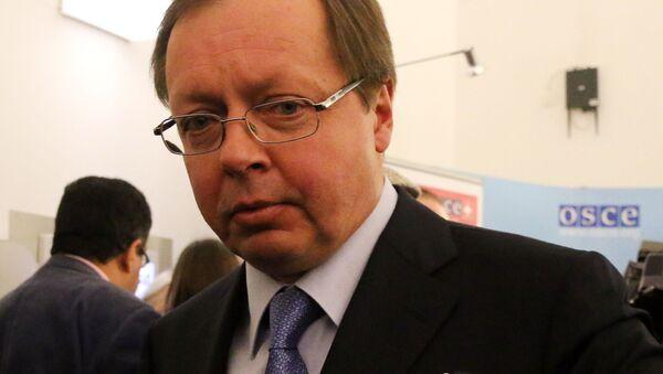 Andréi Kelin, nuevo embajador ruso en el Reino Unido - Sputnik Mundo