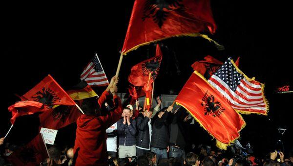 Elecciones parlamentarias en Kosovo - Sputnik Mundo