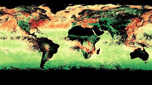 Cambios en la atmósfera terrestre - Sputnik Mundo