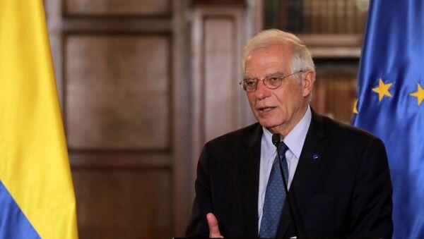 Josep Borrell, el canciller español - Sputnik Mundo