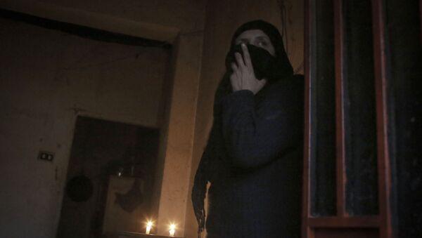 Una mujer árabe (imagen referencial) - Sputnik Mundo