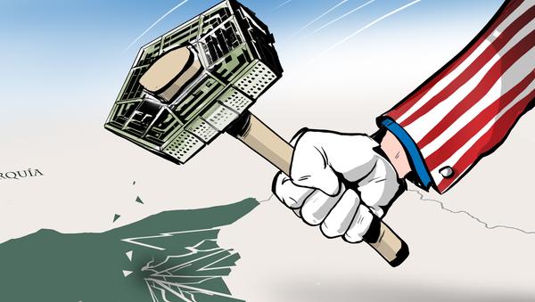 ¿Quieres destruir un país? Construye una base estadounidense - Sputnik Mundo