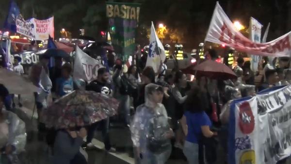 Manifestantes se apoderan de las calles de Sao Paulo por el caso Marielle - Sputnik Mundo