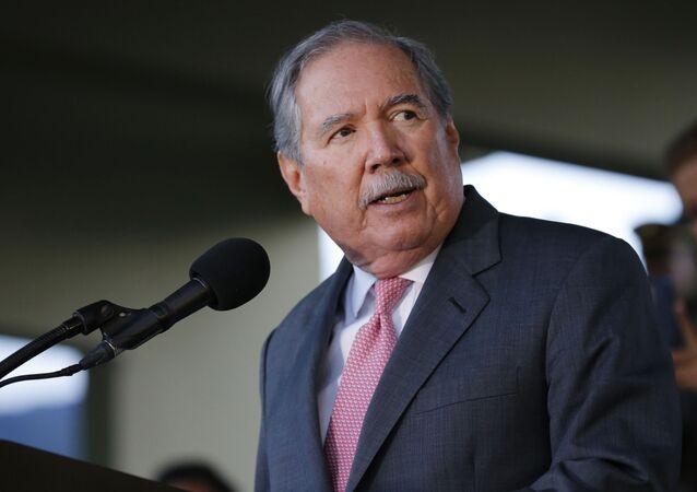 Guillermo Botero, ministro de Defensa de Colombia