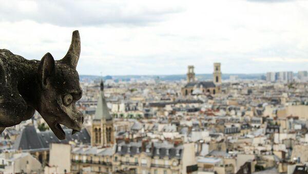Una vista de París - Sputnik Mundo