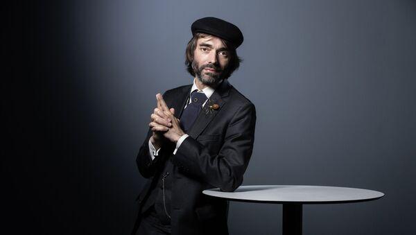 Cedric Villani, el excéntrico matemático francés - Sputnik Mundo