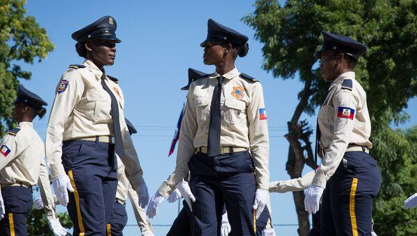 Mujeres policías - Sputnik Mundo