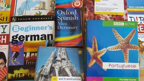 Diccionarios de diferentes idiomas - Sputnik Mundo