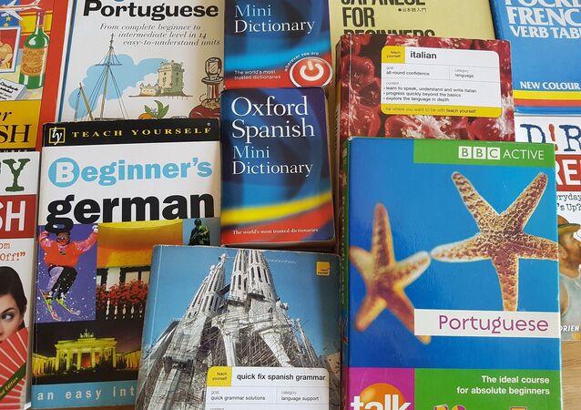 Diccionarios de diferentes idiomas
