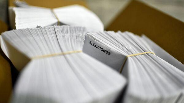 Elecciones generales en España - Sputnik Mundo