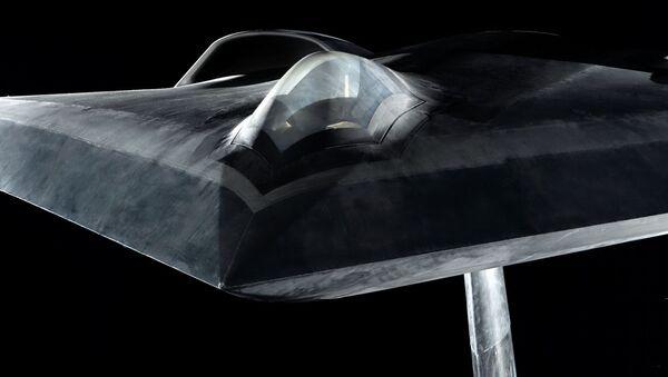 Aunque se trate de un dron, si cuenta con una cabina una cabina cristalizada con fines de investigación - Sputnik Mundo