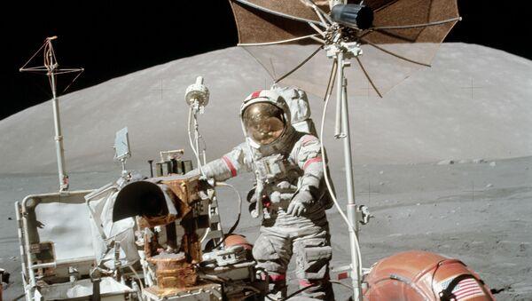 La misión Apolo 17 - Sputnik Mundo